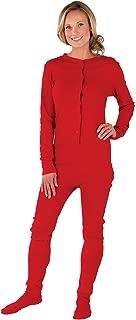 Drop Seat Pajamas Women - Butt Flap Pajamas Womens