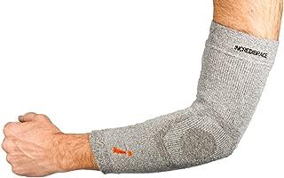 Incrediwear Therapeutic Fabric Elbow Brace, Grey