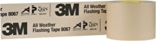 3M All Weather Flashing Tape 8067 Tan, 3 in x 75 ft Slit Liner (1 roll)