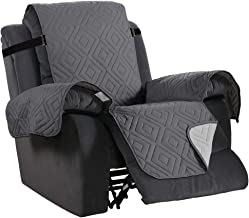 Waterproof Recliner Chair Covers for Armchairs Recliner Covers for Chair Reclining Chair Covers Protect from Pets/Dogs, So...