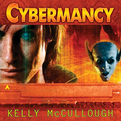 Cybermancy audiobook cover art