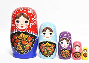 Spider man Russian Nesting Doll 5 Pc 4 in #4.113