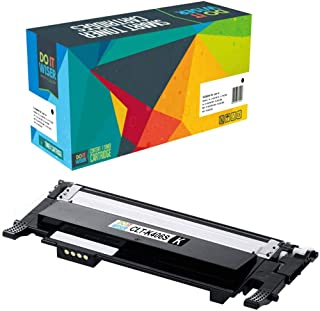 Do It Wiser Remanufactured Black Toner Cartridge For Samsung C410W C460 C460FW CLP-365W CLT-406S CLX-3305FW CLP-360 CLT-K406S - Yield 1,500 pages