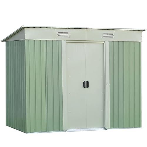 Storage Sheds with Sliding Door: Amazon com