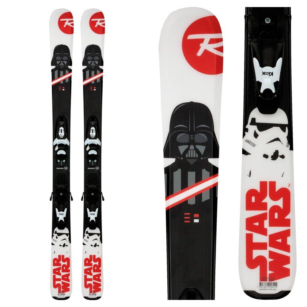Pack esquí Junior Rossignol Star Wars + kid-x, negro: Amazon.es: Deportes y aire libre