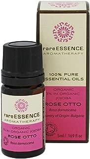 rareEARTH Aromatherapy Oil, Rose Otto Jojoba