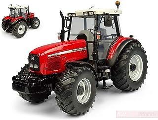 Universal Hobbies UH5331 Massey Ferguson 8220 Xtra 1:32 MODELLINO Die Cast Model Compatible con