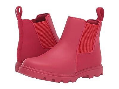Native Kids Shoes Kensington Treklite (Little Kid) (Ski Patrol Red) Kid