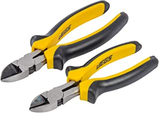 JEGS Performance Products 80446 2-Piece Plier Set Diagonal Cutter
