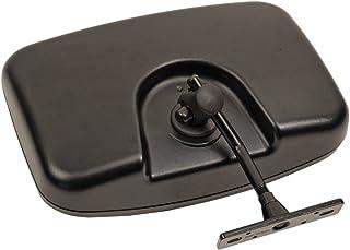 HELLA 8SB 501 446 022 Rampenspiegel   verstellbar   Kunststoffgehäuse   schwarz   Breite: 177mm   Höhe: 272mm