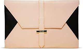 Nina Ricci L'Extase Fuax Leather Clutch