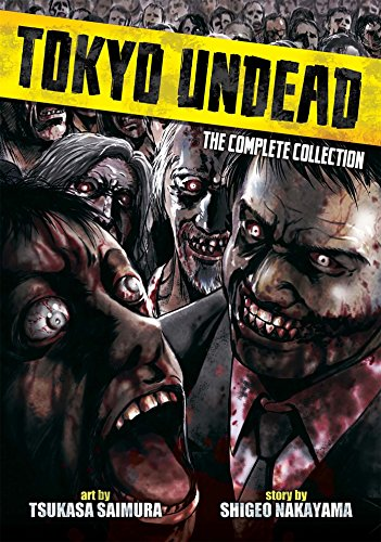 Tokyo Undead: The Complete Collection