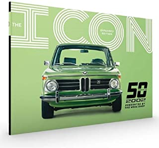 The ICON: 50 Years of The 2002 - Softcover Book - Expanded Edition