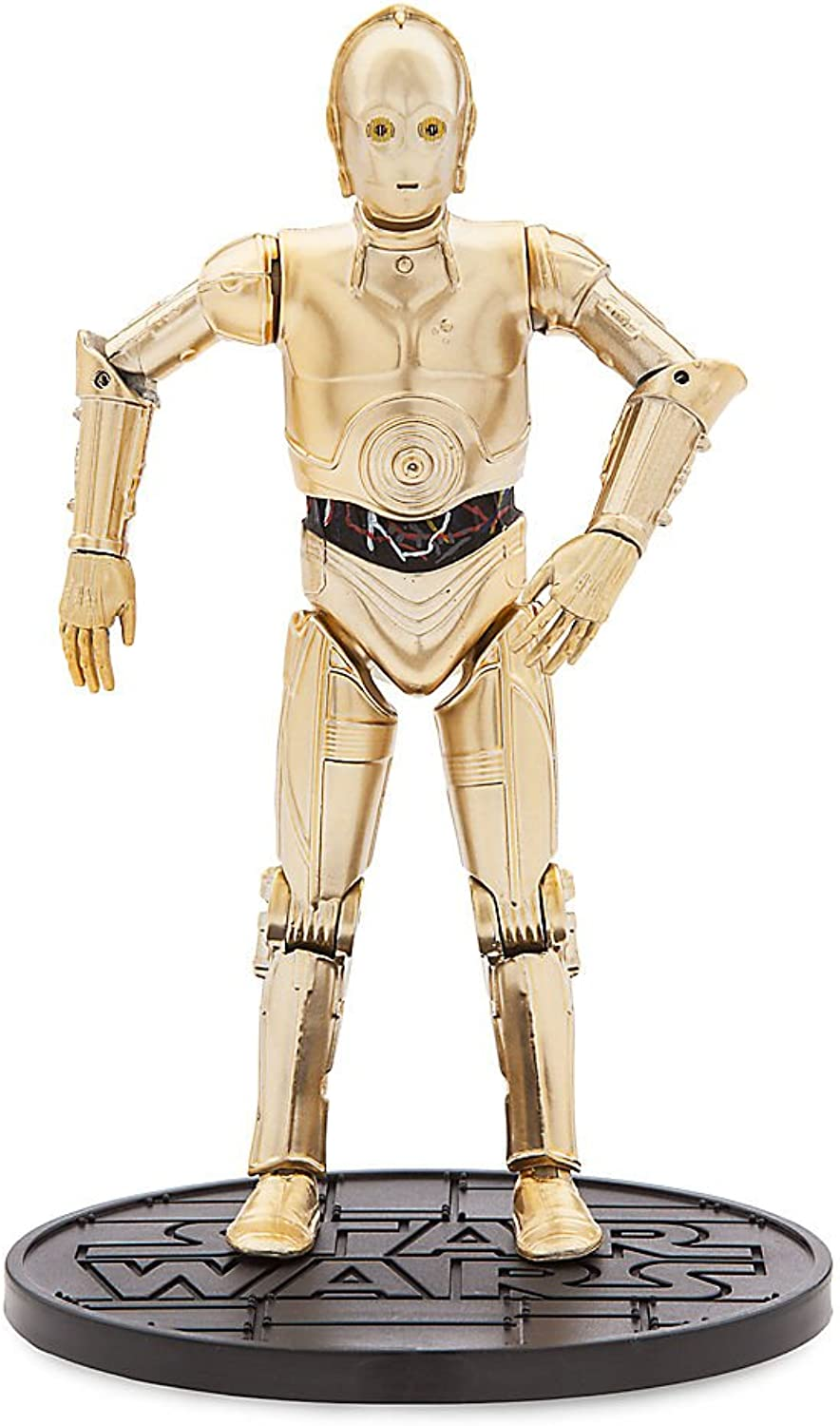 Star Wars C3PO Elite Series Die Cast Action Figure  Star Wars  The Last Jedi