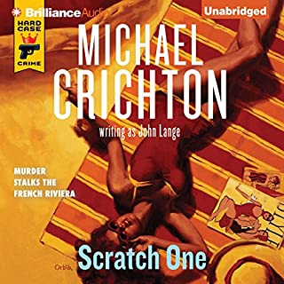 Scratch One audiobook cover art