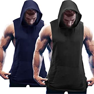 Best sleeveless hoodie t shirts Reviews