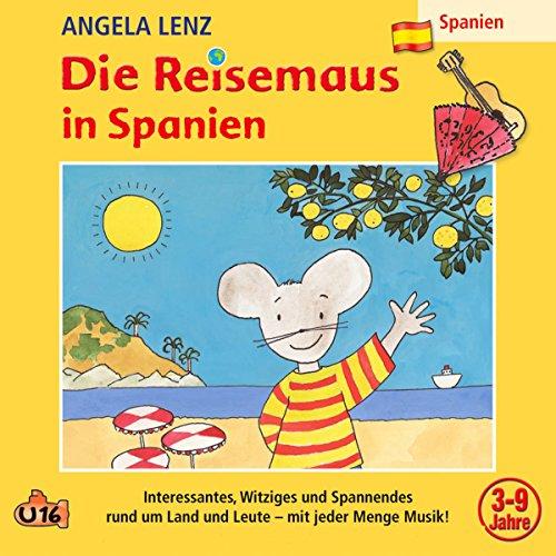 Die Reisemaus in Spanien Titelbild