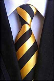 Best black and yellow tie Reviews