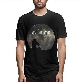 See Sarah Lynn, We are Not Doomed Fashion Mens T-Shirt