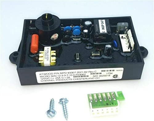 discount Atwood 93307 RV Water Heater PC online Circuit Control Board online (93865) online sale