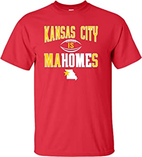 Go All Out Youth Kansas City is Mahomes T-Shirt