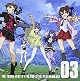 Game Music - The Idolm@Ster (The Idolmaster) Million Live The Idolm@Ster (The Idolmaster) Live The@Ter Performance 03 Japan CD LACA-15308 by Game Music (2013-06-26)