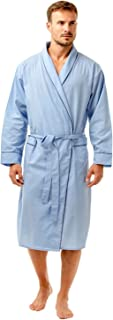 Haigman Mens 7390 Poly Cotton Dressing Gown Wrap