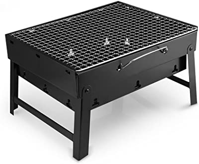 Amazon.com: Charcoal Grills Charcoal BBQ Household Mini ...