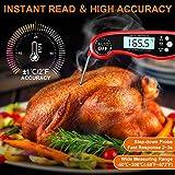 Zoom IMG-2 cocoda termometro cucina digitale lettura