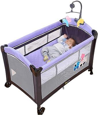 Amazon.com : Cot Crib Portable Large Capacity Multi ...