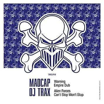 Madcap x DJ Trax