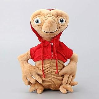Dkdnjsk 20cm E.T Plush Doll Toy Extra-Terrestrial Puppet with Plush Fabric Extraterrestrial Plush Doll, Novelty Toys for K...