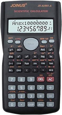 Calcolatrice multifunzionale a 2 righe per display LCD Calcolatrice di funzioni portatile a 240 funzioni - Trova i prezzi più bassi