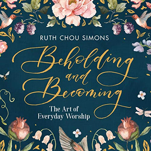 Beholding and Becoming cover art