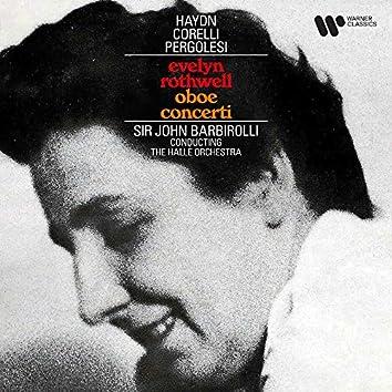 Haydn, Corelli & Pergolesi: Oboe Concerti