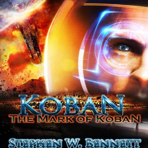 Koban: The Mark of Koban, Volume 2 audiobook cover art