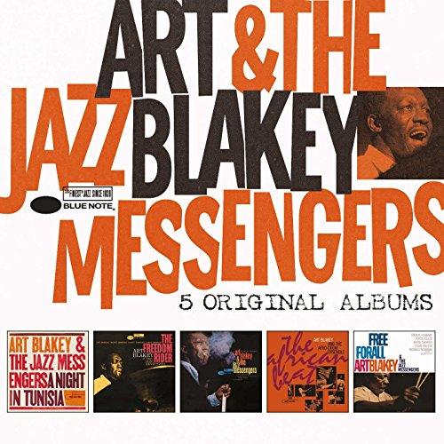 5 Original Albums: Art & The Jazz Blakey. Messengers
