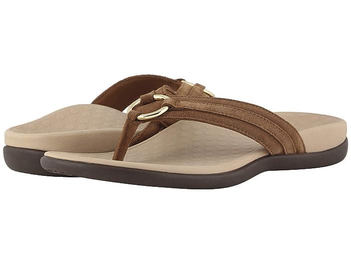 VIONIC  Aloe (Toffee) Womens Shoes
