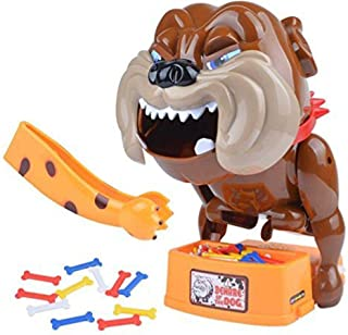 Don't Take Buster's Bones Dog Shaped Tricky Intelligence Toys Family Board Games, B07MXGGW76