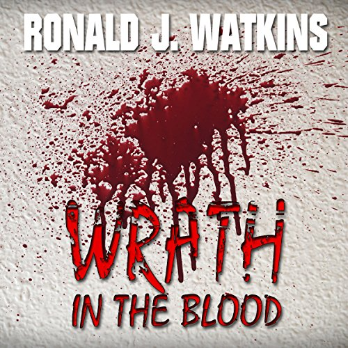 Wrath in the Blood audiobook cover art