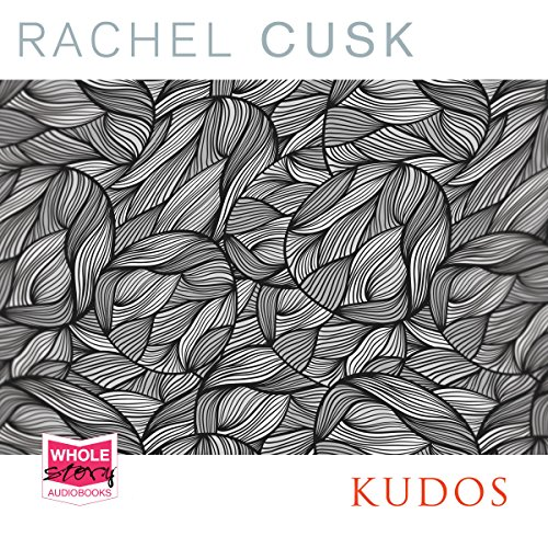 Kudos audiobook cover art