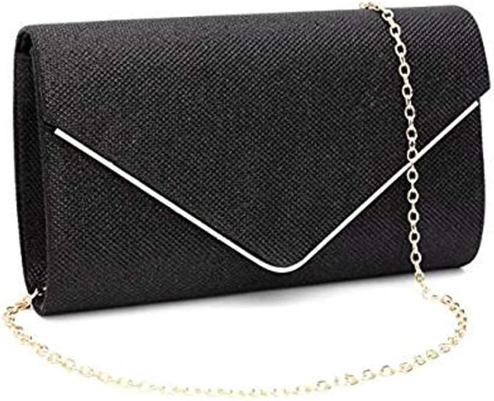 ZIUMUDY Women's Shinny Envelope Clutches Our shop most popular Evening Party P Sales for sale Handbag