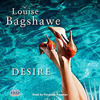 Desire                   By:                                                                                                                                 Louise Bagshawe                               Narrated by:                                                                                                                                 Penelope Freeman                      Length: 11 hrs and 41 mins     8 ratings     Overall 4.1