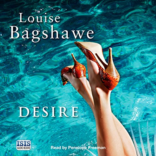 Desire audiobook cover art