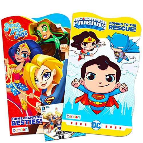 DC Comics Super Friends and Super Hero...
