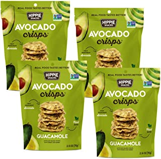 Best avocado crisps hippie snacks Reviews
