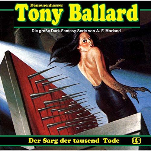 Der Sarg der tausend Tode (Tony Ballard 15) Titelbild