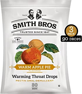 smith brothers warm apple pie cough drops