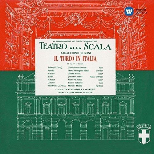 ロッシーニ:歌劇「イタリアのトルコ人」全曲