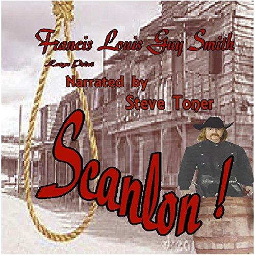Scanlon audiobook cover art